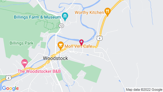 The Shire Woodstock Map