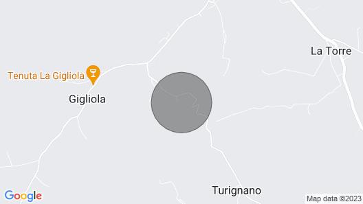 2 Bedroom Accommodation in Montespertoli FI Map