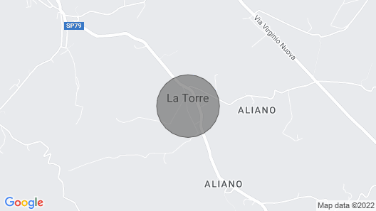 Villa La Torre 16, Montespertoli, Florence and Chianti Map