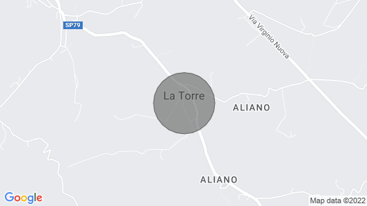Villa La Torre in Montespertoli FI, Apartment Torre 3 bedrooms 6 beds Map