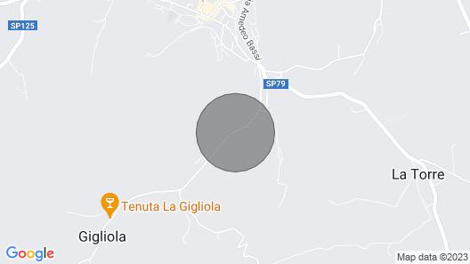 Malaciora Private Barn Free on 4 Sides Map