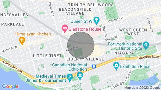 Sonder at The Liberty Map