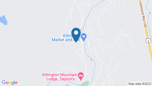 Snowed Inn Map