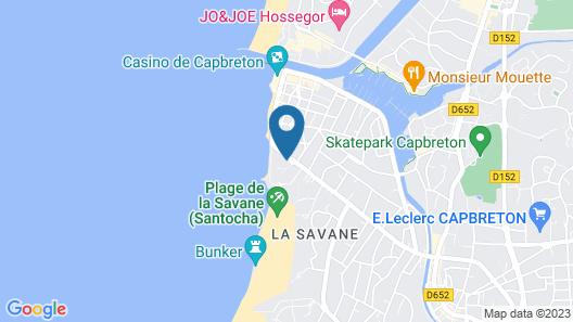 Baya Hotel Map