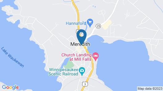 Mill Falls at the Lake Map