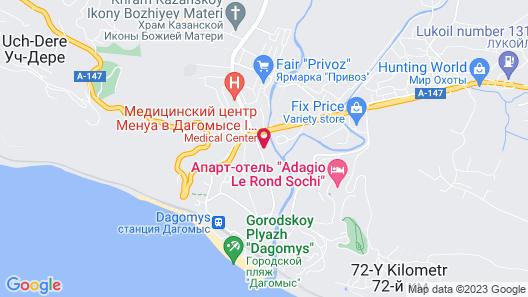 Alaya Roza Map