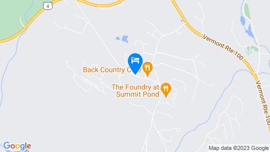 Mountain Sports Inn Map