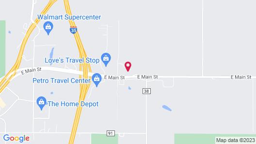 Holiday Inn Express Hotel & Suites Albert Lea - I-35, an IHG Hotel Map