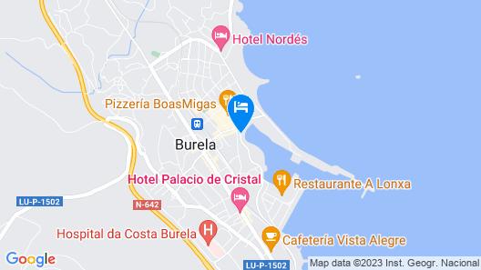 A Casa do Porto Map