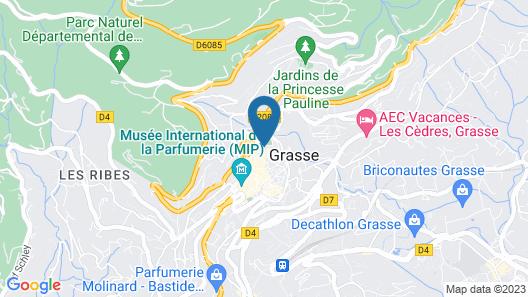 Le Patti Map
