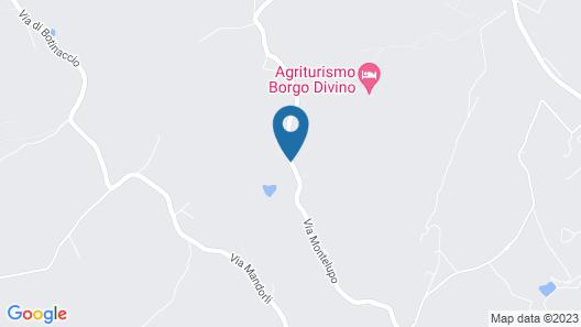 Borgo Filicardo Map