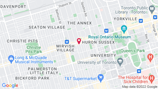 The Annex Map