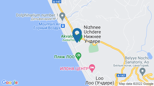 Akvaloo Map