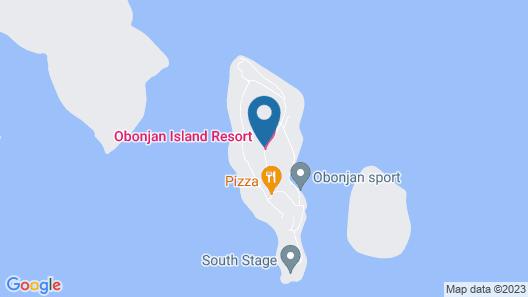 Obonjan Island Resort Map