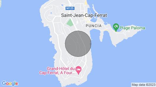 LA Brise DU CAP Vi4203 By Riviera Holiday Homes Map