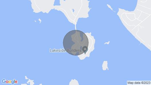 Lake Winnipesaukee - Waterfront - 375 Map
