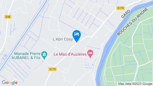 Abri Cosy Map