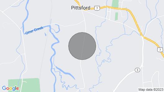 Idyllic Pittsford Farmhouse~20mi to Killington Ski Map