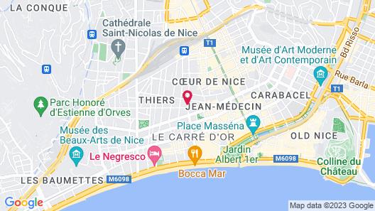 Little Palace Map