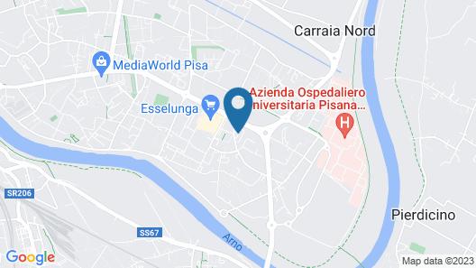 AC Hotel Pisa by Marriott Map