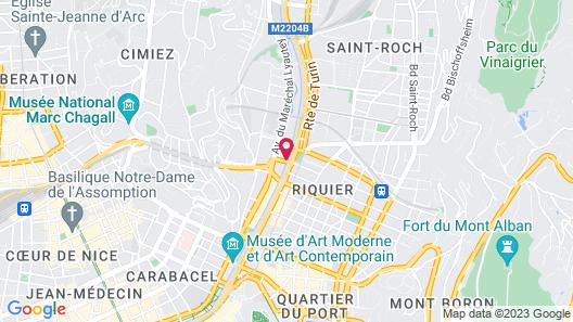 NH Nice Map