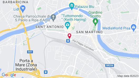 NH Pisa Map