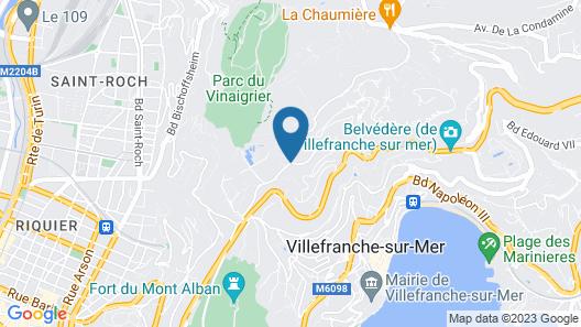 Vinaigrier Hills VI3086 by Riviera Holiday Homes Map