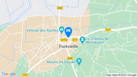 Villa Regalido Map