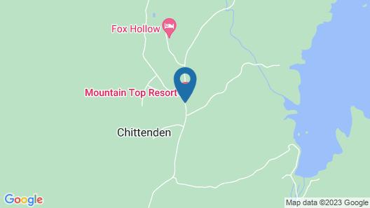 The Mountain Top Inn & Resort Map