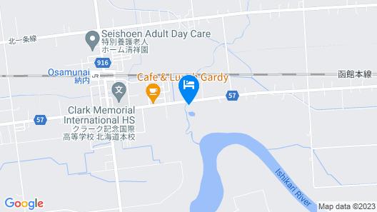 Osamunai House Style Map