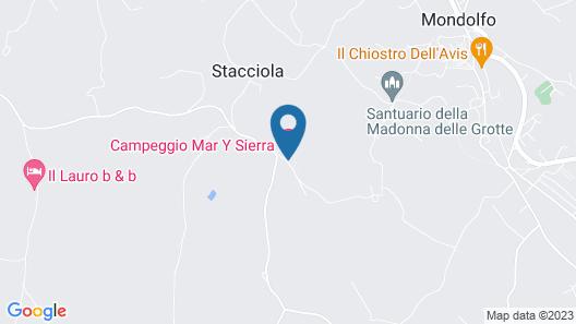 Hotel MarYsierra Map