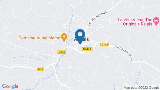 La Demeure Map