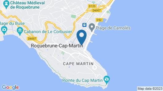 Pierre & Vacances Residence Premium Julia Augusta Map
