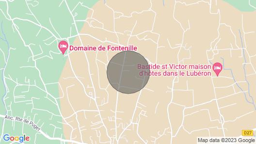 Gîte du Méou-petite House-laura Map