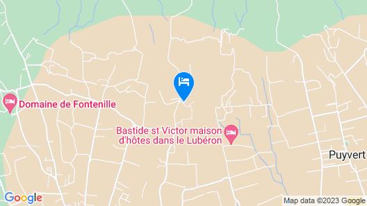 La Rivayne Map