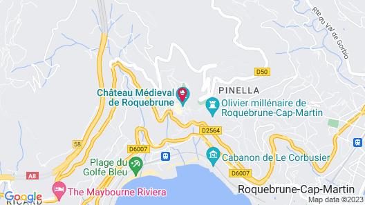 La Bombonière Map