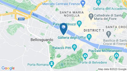 Paravia Suite Map