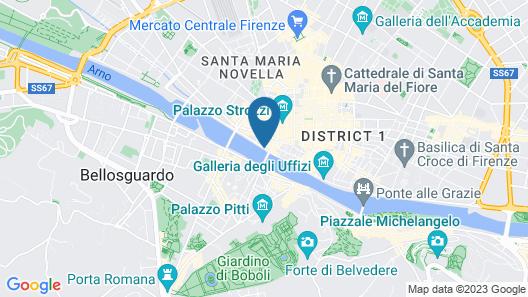 Palazzo Alfieri Residenza d'epoca – Alfieri Collezione Map