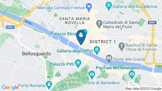 Antica Torre di Via Tornabuoni 1 Map