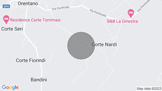 Corte Nardi Villa, Sleeps 12 with Pool, Air Con and WiFi Map