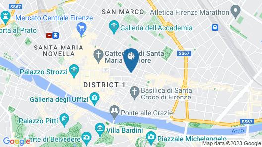 Palazzo Graziani Map