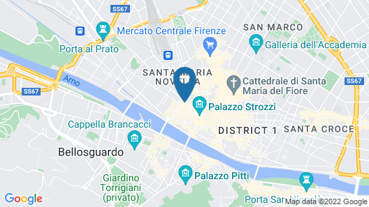 AM Collection Florence Map