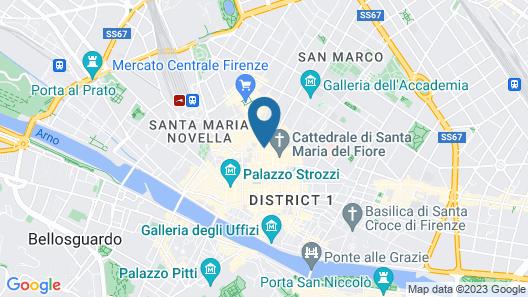BSL Boutique Suite Map