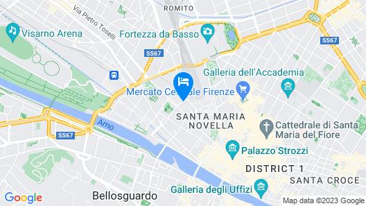 c-hotels Joy Map