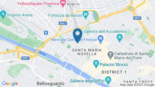 c-hotels Diplomat Map