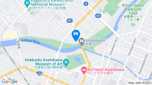 Hotel Seline - Adult Only Map