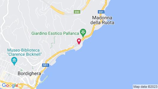 Grand Hotel del Mare Resort & Spa Map