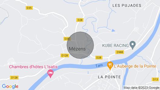 Maisonnette Rénovée Dans un Cadre Champêtre Map