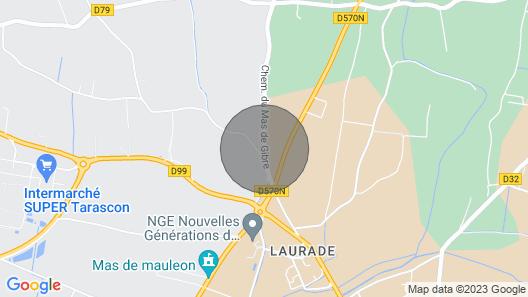 House / Villa - Tarascon Map
