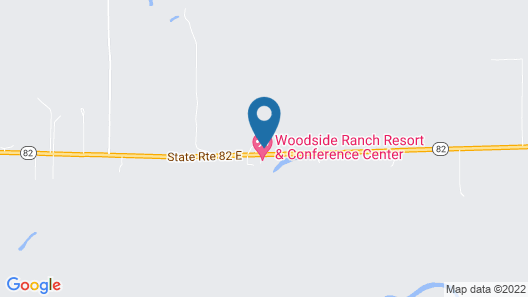Woodside Ranch & Conference Center Map
